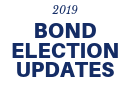 Bond Election updates