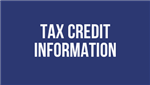 Tax credit information link