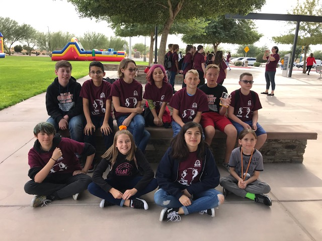 CAC's 14th Annual Middle School Math Contest